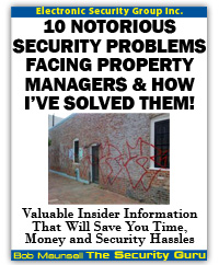 Notorious Security Problems Facing Property Managers