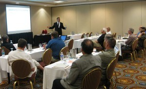 Bob Maunsell's Safety & Security System Seminar for Property Managers