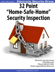 32 Point Home Safe Home Audit Cover