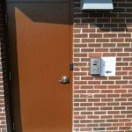 Edward M Kennedy Access Control Warehouse Door
