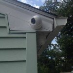 Home Video Surveilence Front Door View