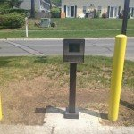 Intercom & Gate Access System at Colonial Estates in Springfield, MA