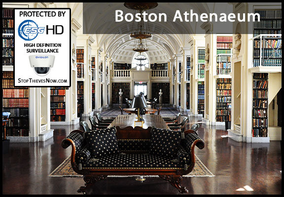 The Boston Athenaeum Is Protected By ESG