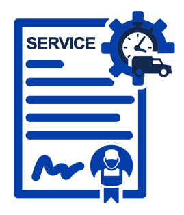 Service Contract Icon